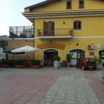 """""""Pizzeria Rustica"""": external view"""