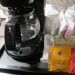 Coffee / tea service