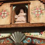 Detail - the chapel.