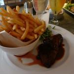 Steak & truffle Fries
