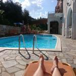 Olive lounge food/agastolli/caves/privatebeach/laraswimmingpool
