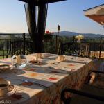 Outside deck/veranda/dining area