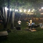 Outdoor Nighttime Music