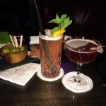 Lovely bar. Great drinks!
