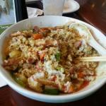 Katsu Curry - pork tenderloin