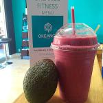 Foto de Okeanos Juice & Smoothie Bar