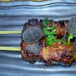 Pork Belly with truffle