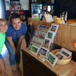 Gift cards by local artist -  local scenes in watercolor