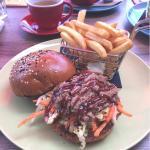 Pulled pork burger 👌🏼