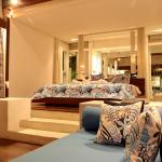 Bedroom in The One Bedroom Pool Villas