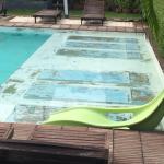 C Villas - la piscine laisse à désirer ...