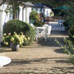 exterior cottages