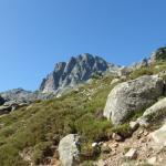 Haut du Vallon de la Restonica