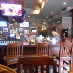 and room at the bar