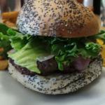 Le fameux hamburger au cerf