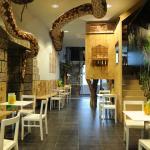 Foto van Choco Jungle Bar