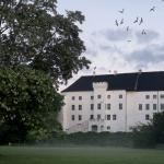 Morning at Dragsholm Castle