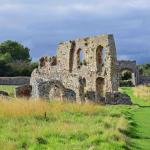 Priory at Dunwich village