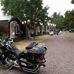 Photo de East Glacier Motel & Cabins