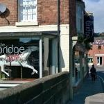 The Bridge Wine Bar bathed in sun