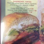 Good sandwich