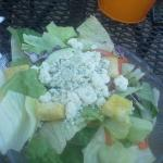 BLUE CHEESE SIDE SALAD