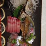 special sashimi plate