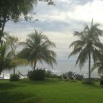"Hotel Amor de Mar's ""backyard"""