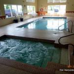 Wonderful Pool and hot tub
