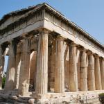 Hephaistos-templet