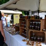 Homemade baked goods & jams/jellies at market