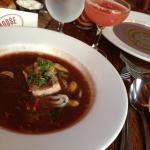 Bild från Peekamoose Restaurant