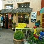 The afternoon could not have been better at Shelby'd Bistro
