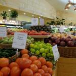 Organic Produce Department