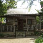 Pedernales Cabin at Cotton Gin Village