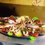 Grigliata mista di pesce!!