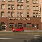 Front View of Hotel Gerhadt