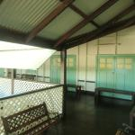 Wide shady verandahs of the old Convent