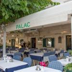 Palac & its restaurant