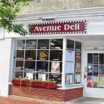 Nice deli in Lexington Center.