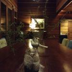 The dining room of Cucina Bernardo