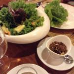 Dangit Green Salad