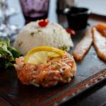 Tarpaccio® de saumon