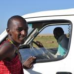 Guida Masai e Autista (Wilson e Dicson)