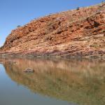 Diamond Gorge on the Fitzroy River