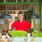 Главный автор кухни ресторана
