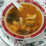 soupe thailandais