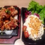 Tori Karage & Watami Potato Salad