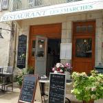 """le restaurant """"les 3 marches"""""""
