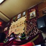 Red Garter Saloon Foto